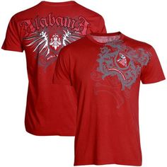 My U Alabama Crimson Tide Crimson Razor Wing T-shirt - $12.99