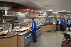 Rider University Dining and Student Centers | CRA Architects