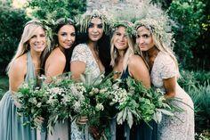 Bridesmaids ~ Show Me Your Mumu ~ Fall 2017