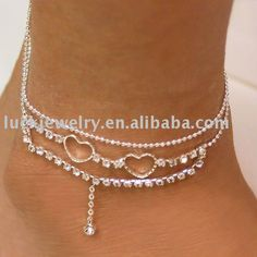 Love this ankle bracelet!