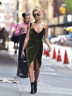 Hailey Baldwin w Nowym Jorku, 06.06.2016, fot. East News