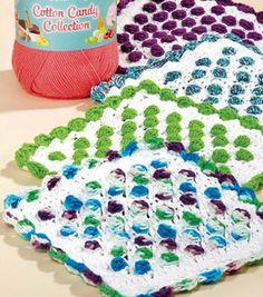 Free dishcloth pattern