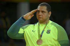 Brasileiros na Olimpíada - Rafael Silva conquista o bonze no judô