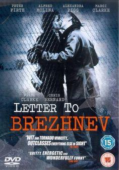 Letter To Brezhnev Amazon Movies, 1980's Movies, Film Stills, I Movie, Good Books, Lettering, Films, My Love, Movie Posters