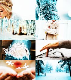 modern disney princesses -> elsa