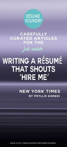 Pin by Hired Design Studio on Resume Writing Pinterest Resume - articles on resume writing