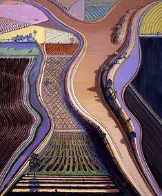Wayne Thiebaud  Painting Perceptions