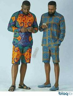 Latest latest african fashion look . African Shirts For Men, African Attire For Men, African Clothing For Men, African Wear, African Tops, African Style, Nigerian Men Fashion, African Print Fashion, Africa Fashion