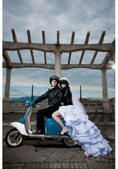 Street Wedding - novo conceito de fotografia de casamentos