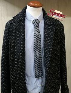🥂🌟🥂 Proposta Capodanno 🥂🌟🥂  ✔ Cappotto in lana - Made in Italy ✔ Camicia BREAD&BUTTONS ✔ Cravatta in maglina LOTO NERO - Made in Italy  #SpagoAbbigliamento #AbbigliamentoUomo #SpagoUomo #SpagoAbbigliamentoUomo #AccessoriUomo #Accessori #Proposta #AI17 #FallWinter17 #FW17 #Camicia #Shirt #BreadAndButton #Cappotto #Jacket #MadeInItaly #Lana #Wool #Cravatta #Tie #LotoNero #Uomo #Man #Capodanno #NewYearEve #Ravenna