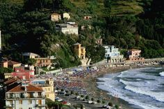 Cinque Terre Beach, Cinque Terre Italy.  Love, love this place!  Can't wait to go again!