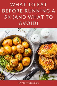 Before race day, it's critical to eat the right dinner and breakfast before your 5k. Find out exactly what you should eat before running a 5k… and what to avoid | mytopfitness.com | Please Repin and Read | #5knutrition #runningnutrition #runningfood Easy Summer Meals, Summer Recipes, Running Food, Running Tips, Trail Running, Eating Before Running, Nutrition For Runners, Clean Eating, Healthy Eating