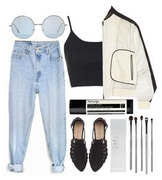 """""""18th birthday"""" by unicornskitkat ❤ liked on Polyvore featuring Levi's, Topshop, Reed Krakoff, NARS Cosmetics, Aesop, esum, women's clothing, women, female and woman"""