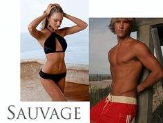 Win a Women's Suit AND a Men's Suit by Sauvage
