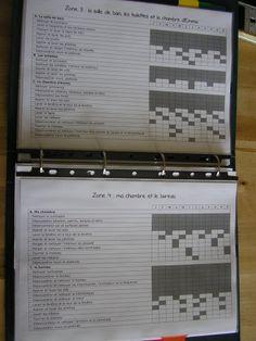 Mon calendrier Mon journal de bord: Je l'ai commencé et mis à mon goût. Puisque mes documents sont faits, autant les partager! je vous propose 2 versions de chaque document à compléter: une version en .doc que vous pouvez compléter sur l'ordi, et une...