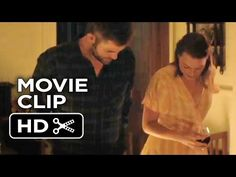 JESSIE SPENCER: Z for Zachariah Movie CLIP - Dancing (2015) - Chiwetel Ejiofor, Chris Pine Movie HD