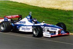 Damon Hill, Arrows A18 - Yamaha 0X11A、1997