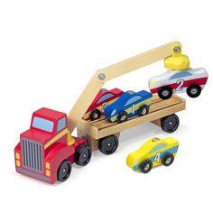 Coches y camiones de madera Melissa and Doug  Varios modelos de camiones de #juguete para los pequeños  #regalo #Navidades #melissaanddoug #juguetemadera #giocojuguetes #reyesmagos #papanoel #regaloniños #regalo #camionmadera  http://giocojuguetes.com/33-coches-y-camiones