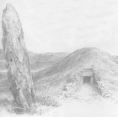 The Barrows by Alan Lee