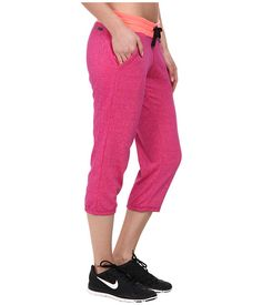 Hurley Dri-Fit™ Fleece Crop Pant w/ Drawcord