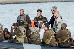 PAY FOR Harry Styles pictured in character while on set of World War II…