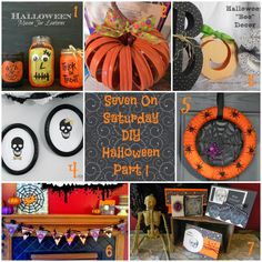 DIY Halloween Crafts and ideas #Halloweencrafts #Halloween