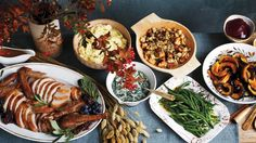 Our food editors and Martha share their share their Thanksgiving prep secrets, time-savers, personal favorites, and paradigm-shifting surprises. Martha Stewart Thanksgiving, First Thanksgiving, Thanksgiving Recipes, Holiday Recipes, Hosting Thanksgiving, Holiday Ideas, Thanksgiving Tablescapes, Olive Oil Mashed Potatoes, Turkey Gravy