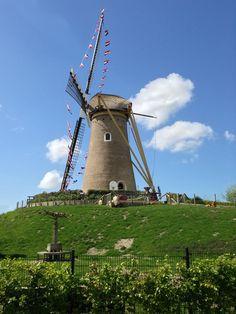 Windmill Eersteling, Hoofddorp, the Netherlands