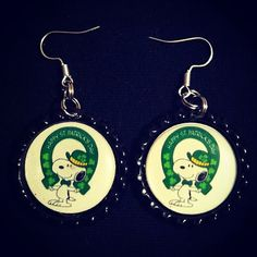 Check out this item in my Etsy shop https://www.etsy.com/listing/175577644/st-patricks-day-earrings-st-patricks-day