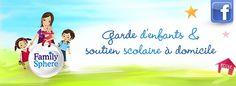 Garde d'enfant à domicile par une nounou agréée en France : Family Sphere