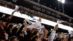 """Texas A&M Football: """"There's a Spirit"""" 2013.. I can watch it 100 times and still get chills"""