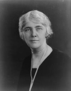 Lou Henry Hoover  A portrait of First Lady Lou Henry Hoover, wife of President Herbert Hoover.