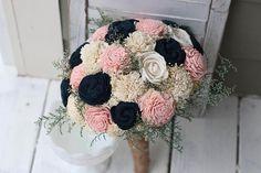 Sola Bouquet wedding bouquet bridal bouquet bridesmaid