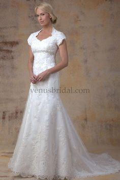 Venus Modest Wedding Dresses - Style BF2056