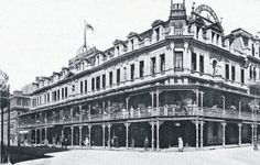 The Grand Hotel, Cape Town, early 1900s   Flickr - Photo Sharing!