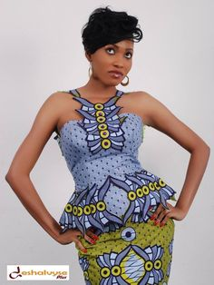 Here are beauteous pictures of best latest Ankara shirt and blouse styles for the actual of You accept abundant to analysis in allotment which to go African Print Dresses, African Print Fashion, Africa Fashion, African Fashion Dresses, African Attire, African Wear, African Women, African Dress, Fashion Prints