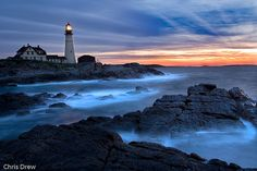 Portland Headlight/Fort Williams is hands-down my favorite place on the planet.