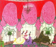Mary Blair: Cinderella