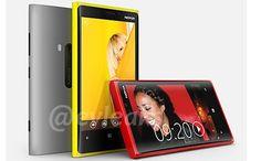 Deux jours seulement (5 septembre 2012) avant la conférence de presse de Nokia qui se tiendra au Nokia World à New York, il semble que les rumeurs et autres images leakées (dévoilées) des possibles futurs modèles de la gamme Lumia s'enchaînent. Un peut plus tôt dans la jour