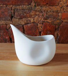 Ceramic Milk Jug on Etsy, $60.00