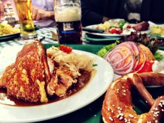 Weihenstephaner Dunkel x Eisbein #cerveja #harmonizacao #beer #food #pairing
