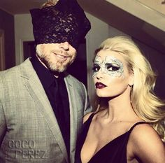 Jessica Simpson Lets Husband Eric Johnson Wear Her Lace Undies On His Head, But Only For Special Occasions!