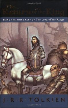 The Return of the King: Being the Third Part of The Lord of the Rings: Amazon.de: J.R.R. Tolkien: Fremdsprachige Bücher