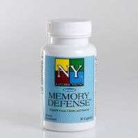 Nature's Youth Memory Defense 3 Month Supply now at $74.95.It increases long and short-term memory, and may assist in improving concentration.