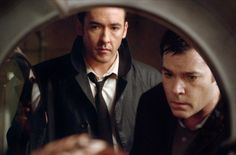 """John Cusack & Ray Liotta in """"Identity"""" -- another in the long list of my favorite movies Ray Liotta, Mike Nichols, Jack Nicholson, John Cusack Young, The Lovely Bones, Night Terror, American Psycho, Kino Film, Gone Girl"""