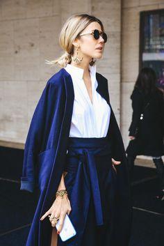 Cool Chic Style Fashion: Street Style Chic | Inspiration Fashion Week
