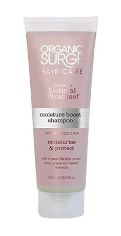 Organic Surge Moisture Boost Shampoo 250ml -- You can find out more details at the link of the image.Note:It is affiliate link to Amazon.