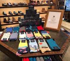 Special in-store offer! Get two pairs of Corgi socks for at our Belfast store (normally each) with a free gift box included. Mix and match across a range of styles. perfect for presents or just treating yourself! Corgi Socks, Belfast, Mix N Match, Treat Yourself, Free Gifts, New Experience, Presents, Range, Pairs