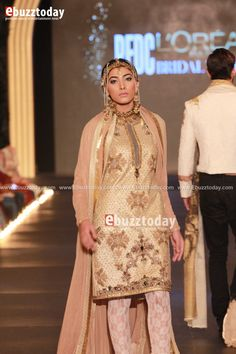 Fahad Hussayn - PFDC L'Oréal Paris Bridal Week 2013 - Entertainment News by EbuzzToday - Entertainment News by EbuzzToday