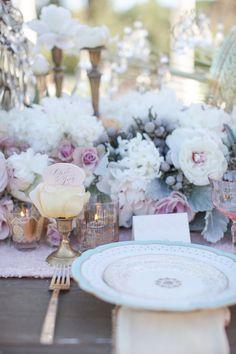 Featured in Exquisite Weddings Magazine:: Parisian Spring